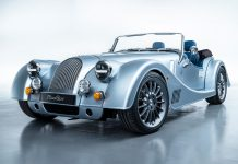 Morgan Plus 6
