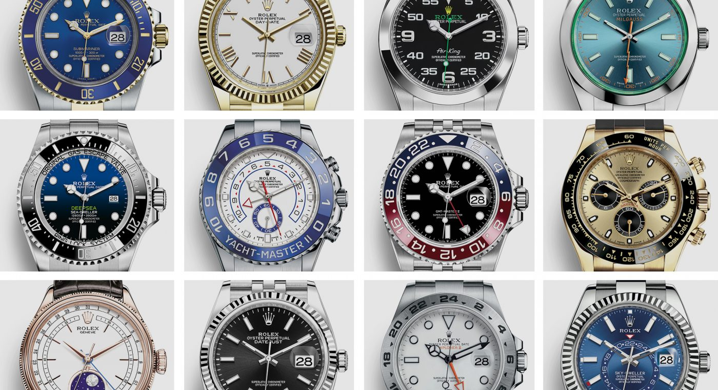 Rolex Watch Guide