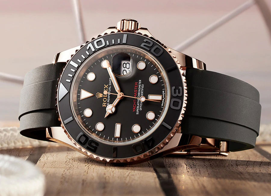 Blockchain could soon make it impossible to sell a stolen Rolex