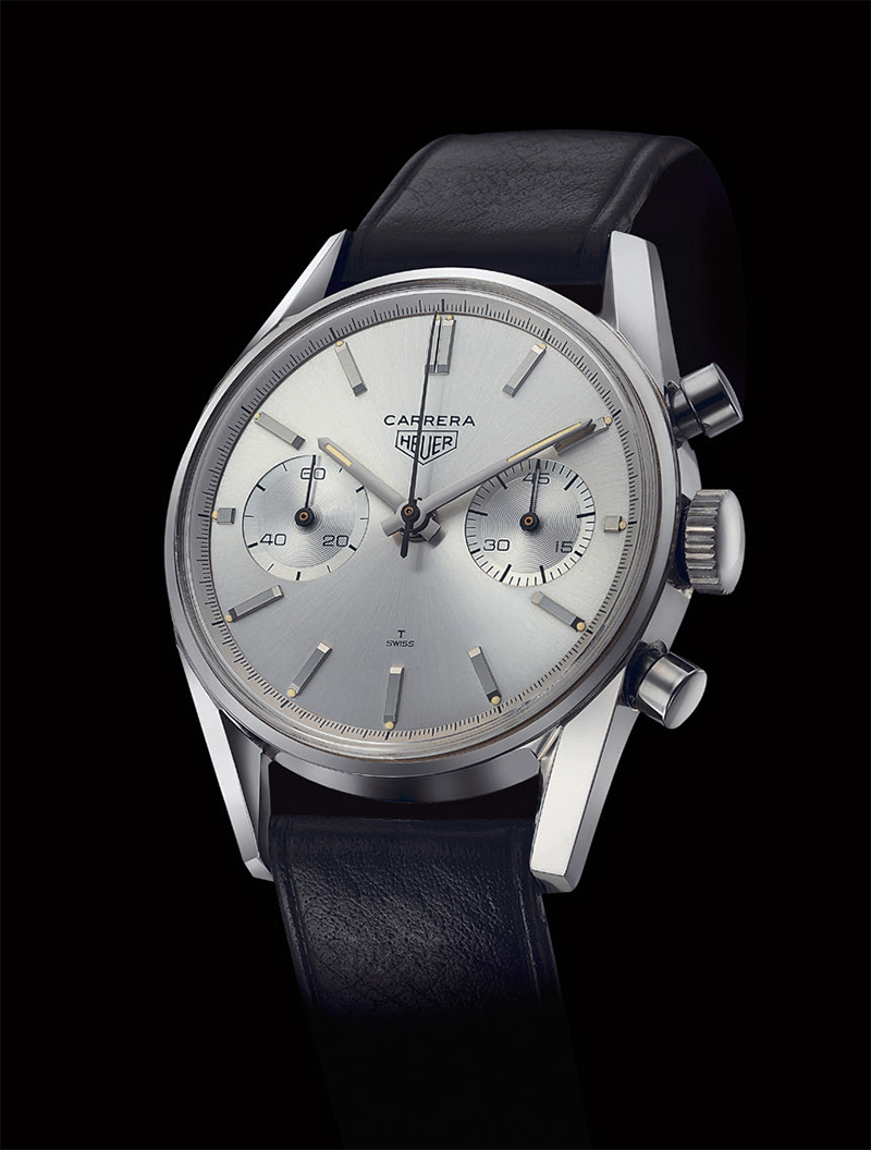 Tag Heuer Carrera 30 1964 Watch