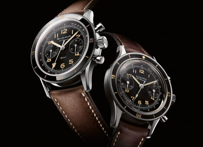 Blancpain Air Command Chronograph
