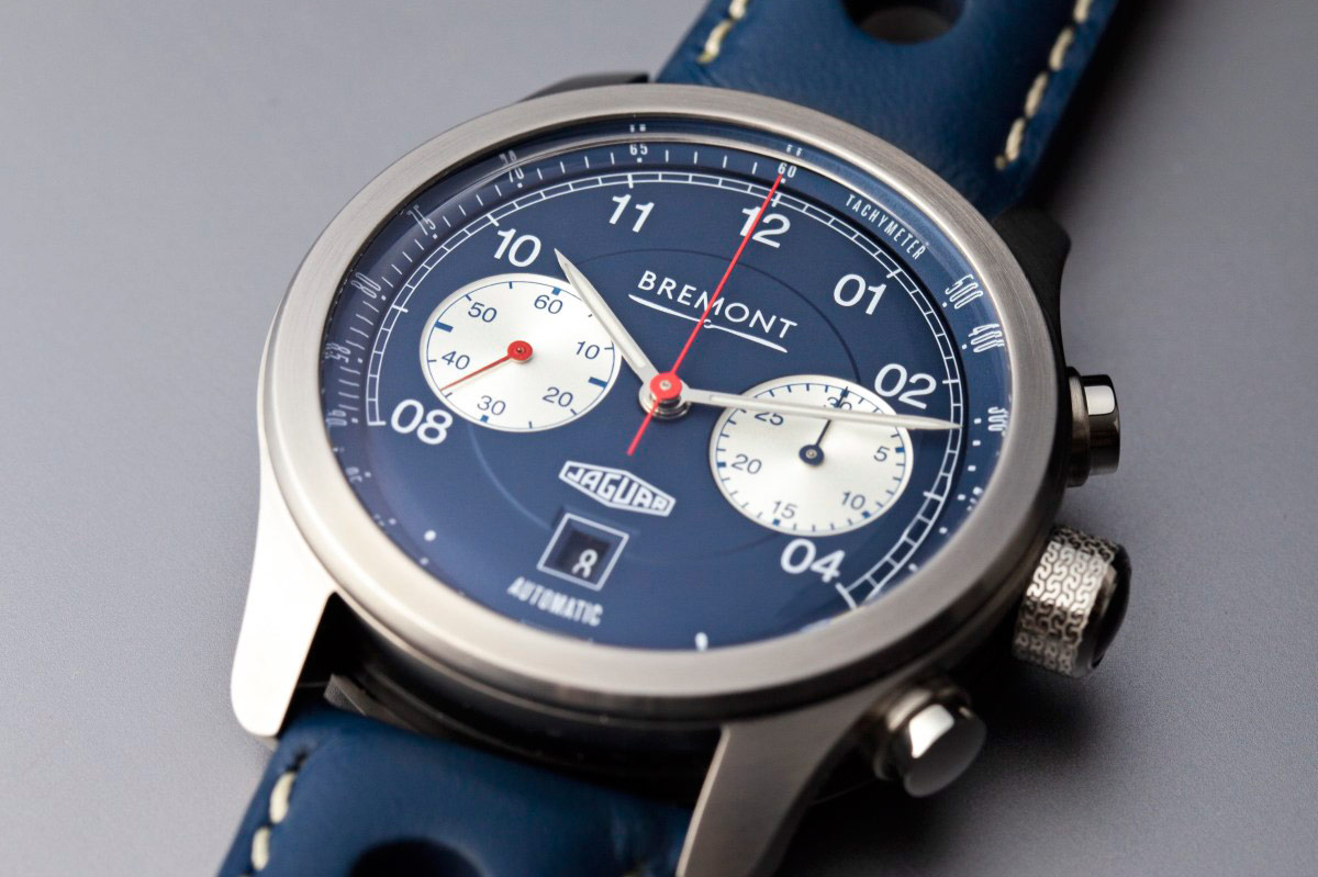 Bremont Jaguar D-Type Watch