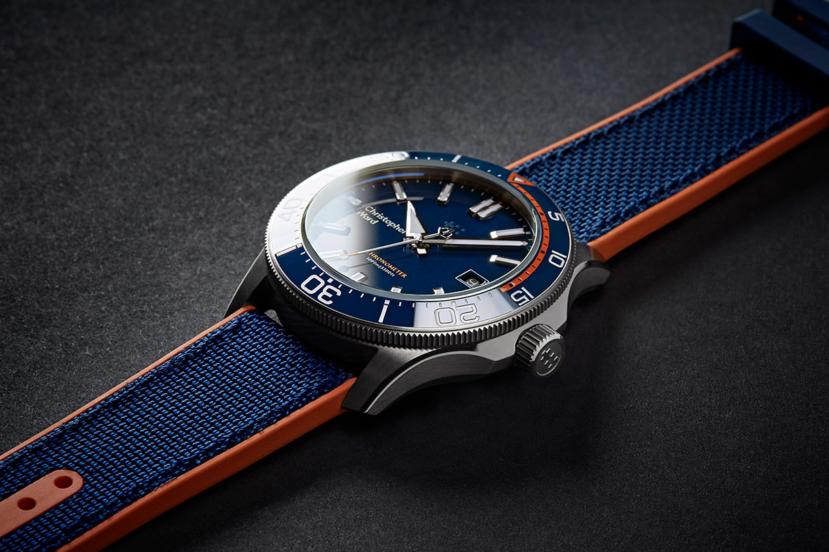 Christopher Ward C60 Trident Elite 1000