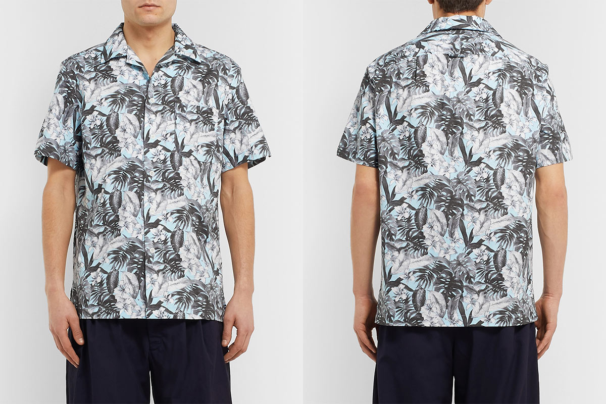 Monitaly Floral Shirt
