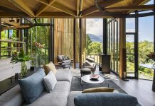 Tree House Constantia Room