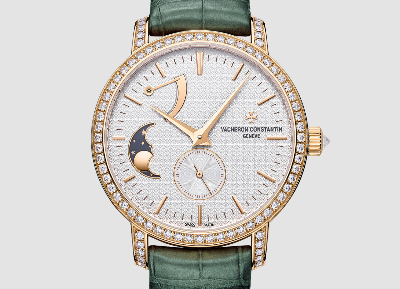 Vacheron Constantin Traditionnelle Moonphase - Harrods Edition