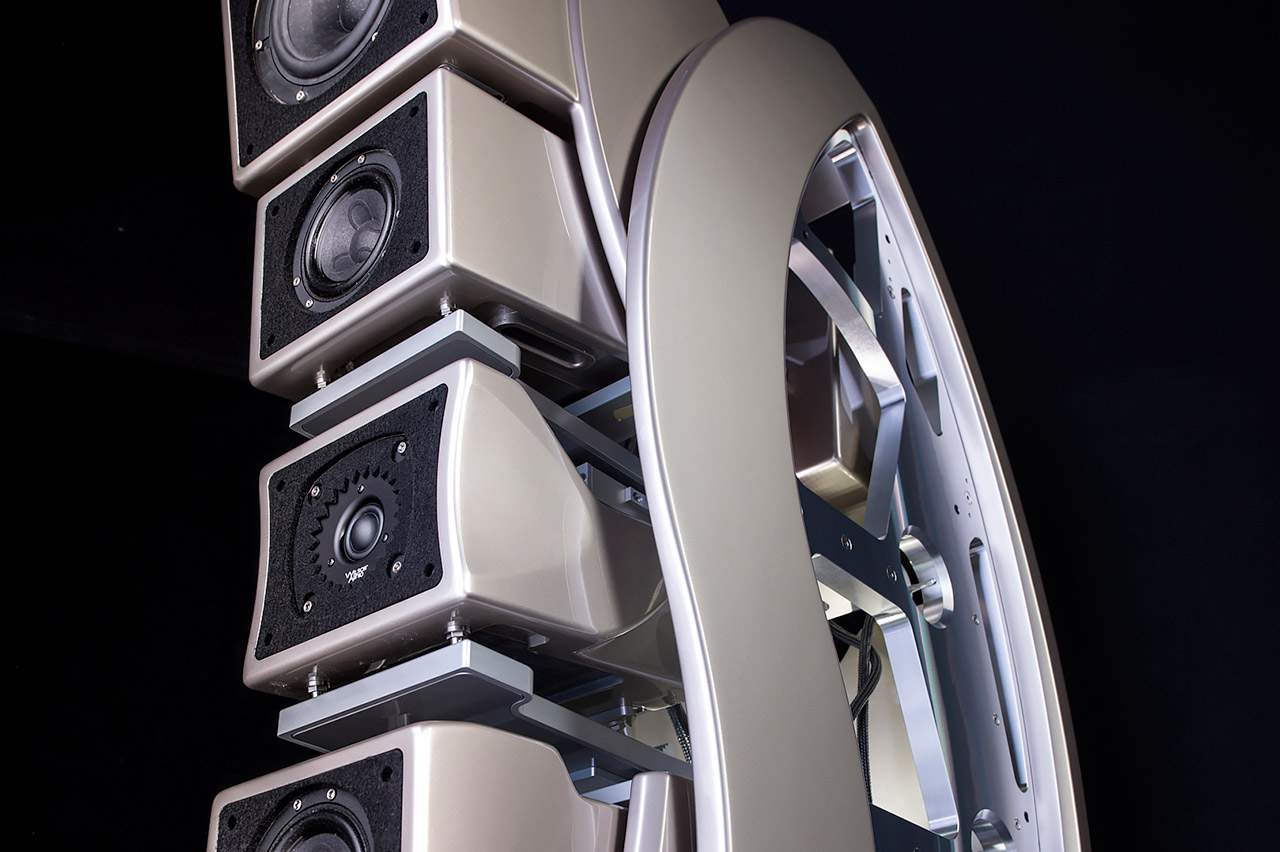 Wilson Audio WAMM Master Chronosonic speakers