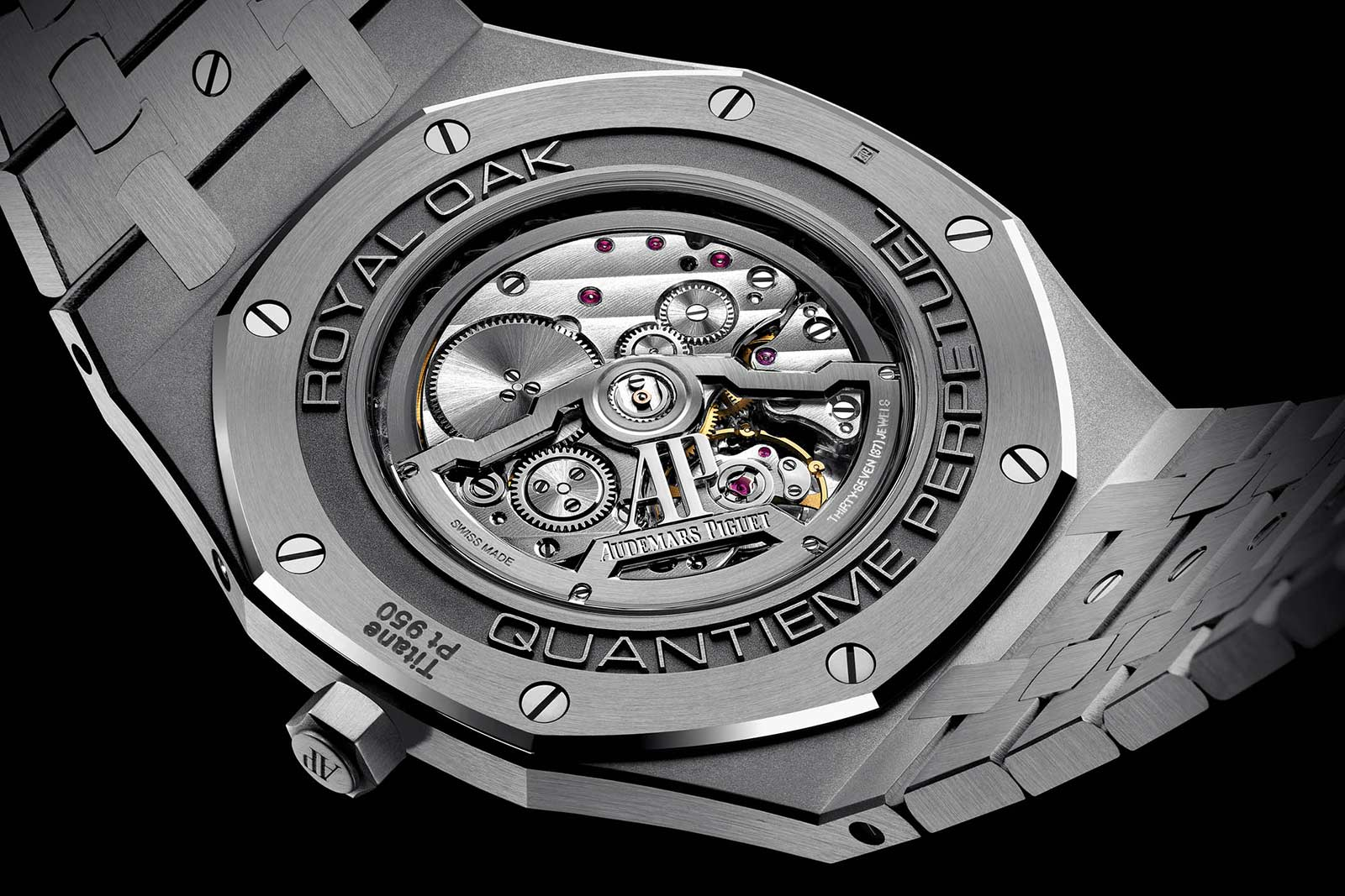 Audemars Piguet Royal Oak Selfwinding Perpetual Calendar Ultra-thin