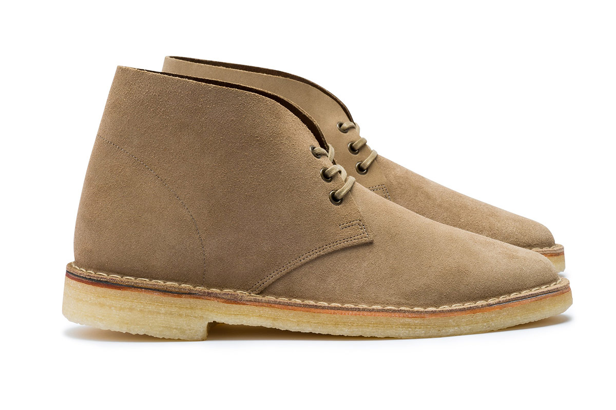 Crown Northampton Woodford Desert Boot