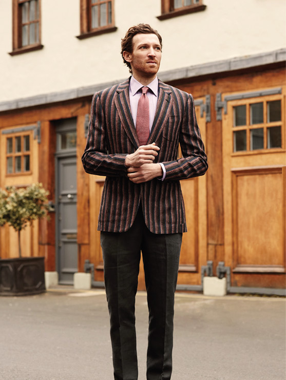 Gieves and Hawkes Suit