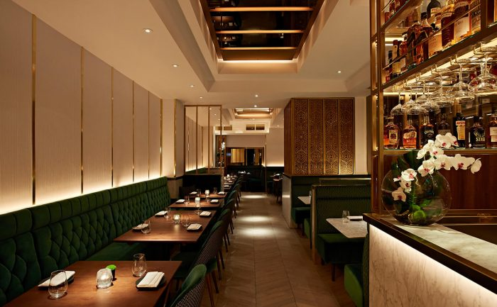 Indian Accent Mayfair