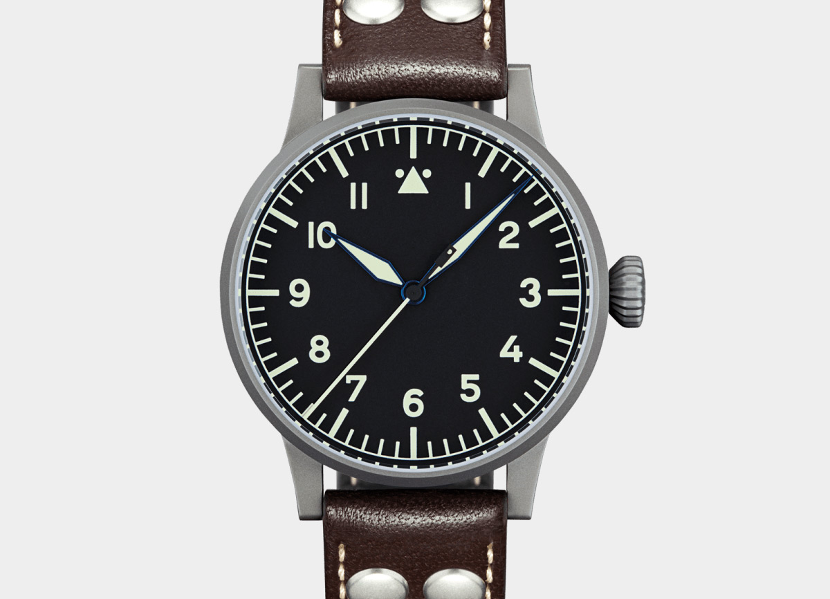 Laco Pilot Watch Original Munster