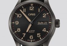 Oris Big Crown Propilot 40th Squadron Limited Edition