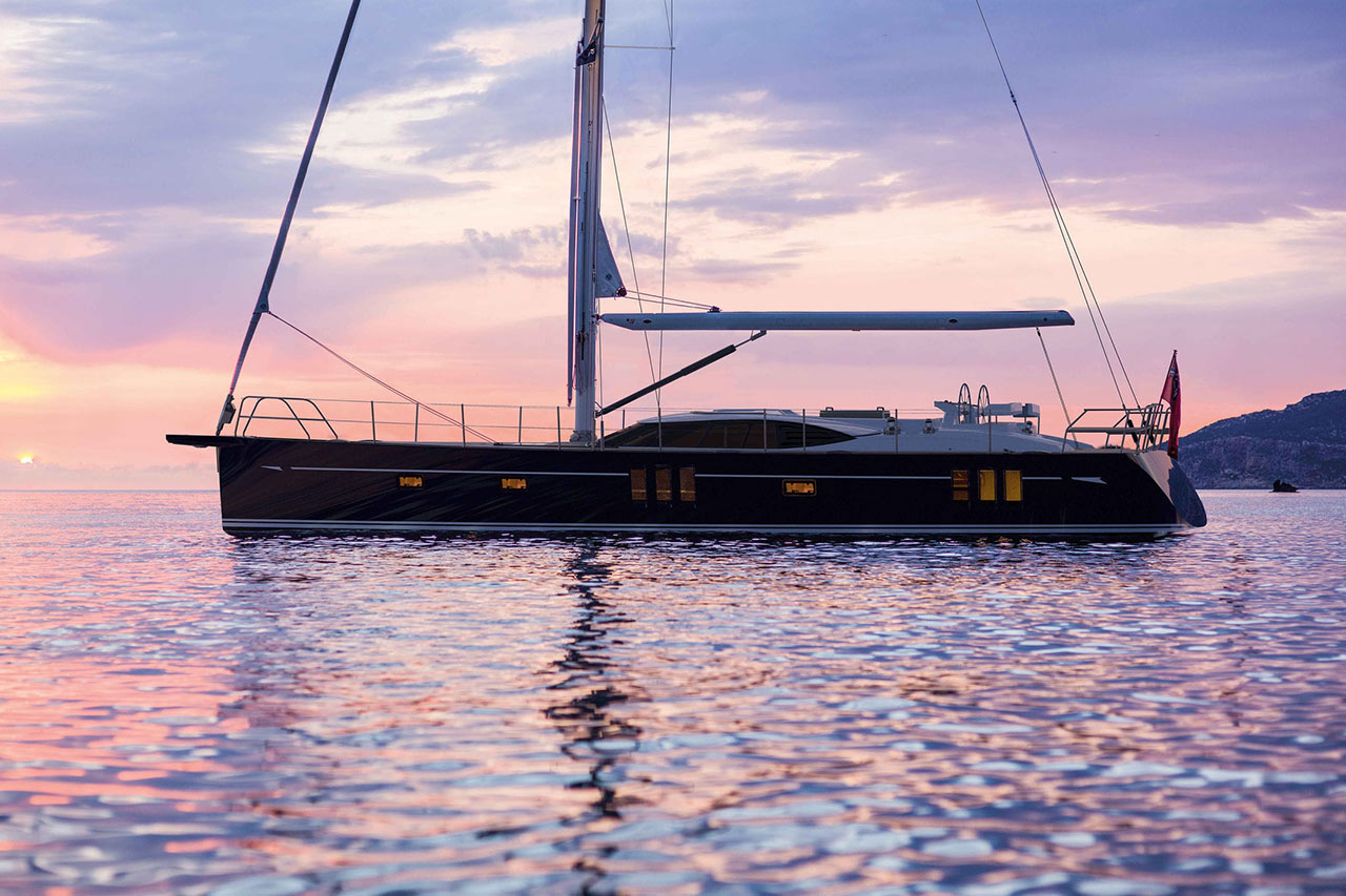 Oyster 565 Sailing Yacht