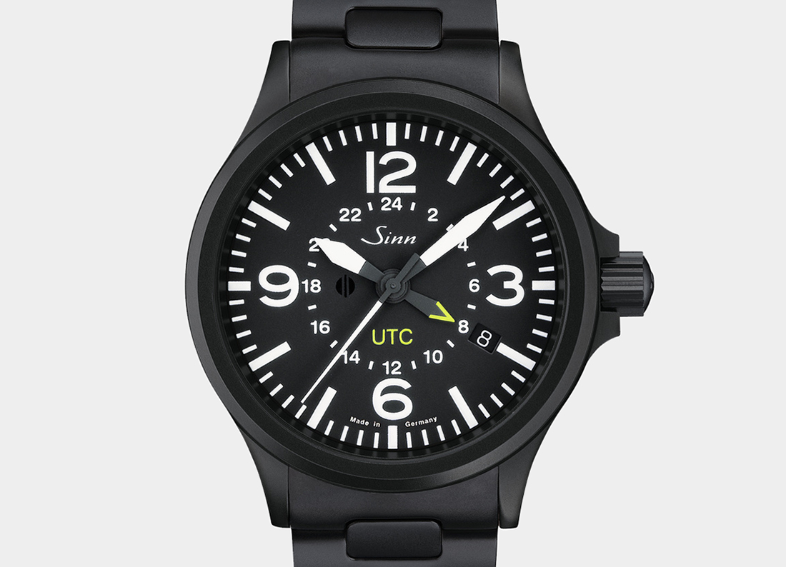 Sinn 856 S UTC Watch