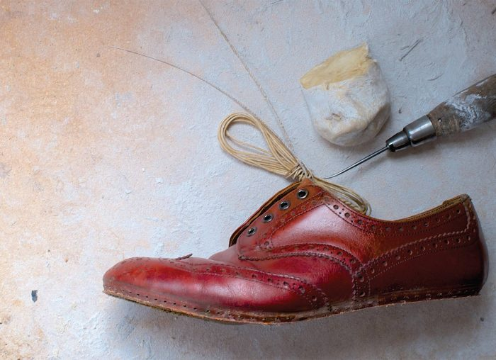 Tricker's Brogue