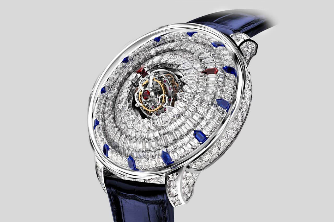 Jacob&Co Mystery Tourbillon