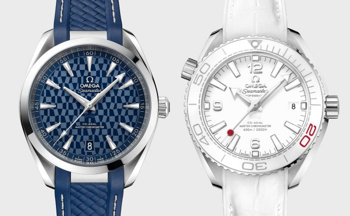 Omega Seamaster Watches for the Tokyo 2020 Olympic Games