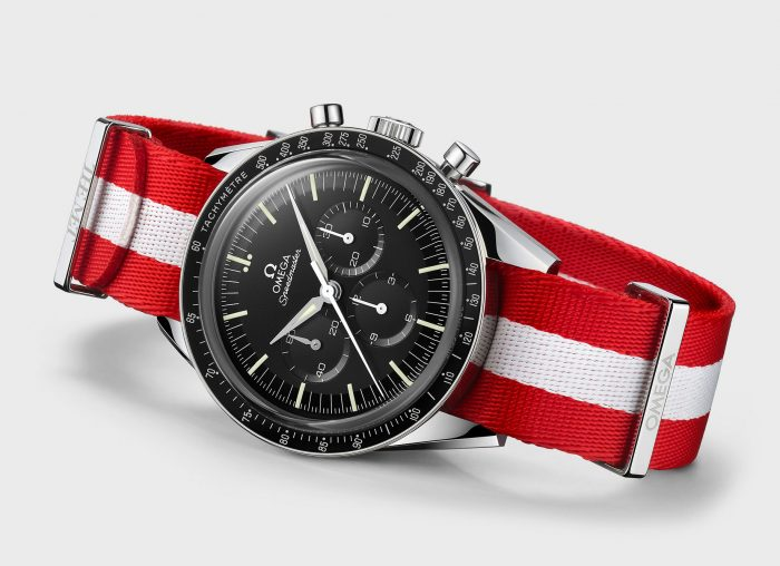 Omega Speedmaster First OMEGA in Space The Met Edition