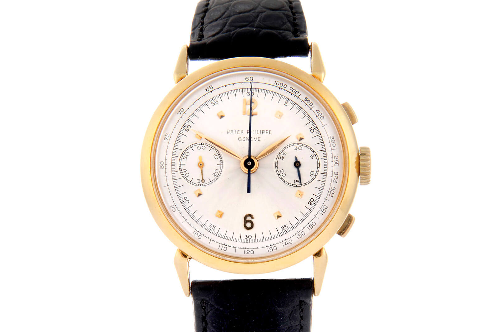 Patek Philippe Rare and Significant  Gentleman's Chronograph
