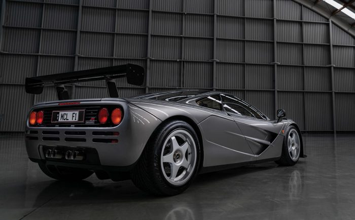 1994 McLaren F1 'LM-Specification'