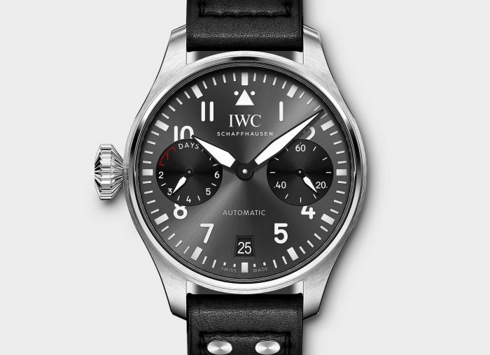 IWC Big Pilot Right-Hander