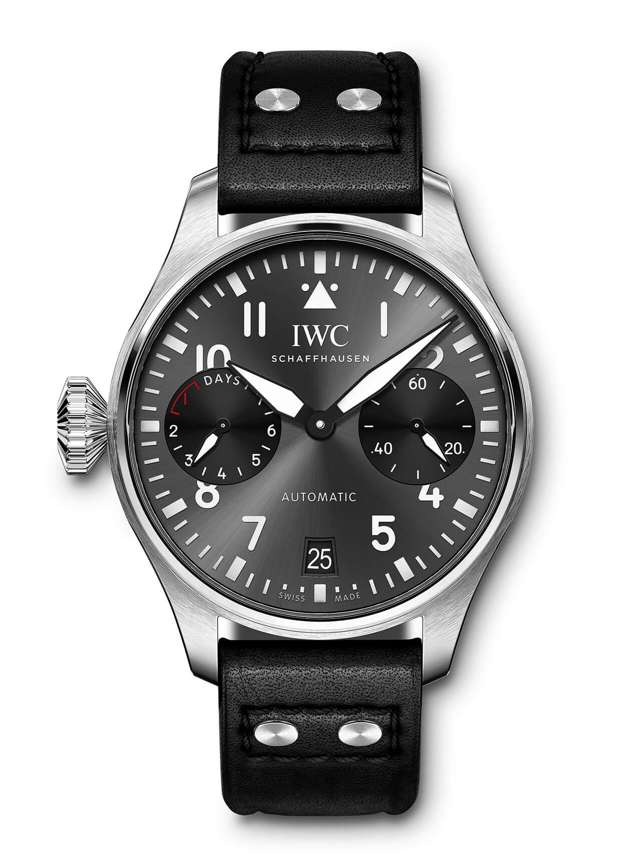 IWC Big Pilot Right-Hander