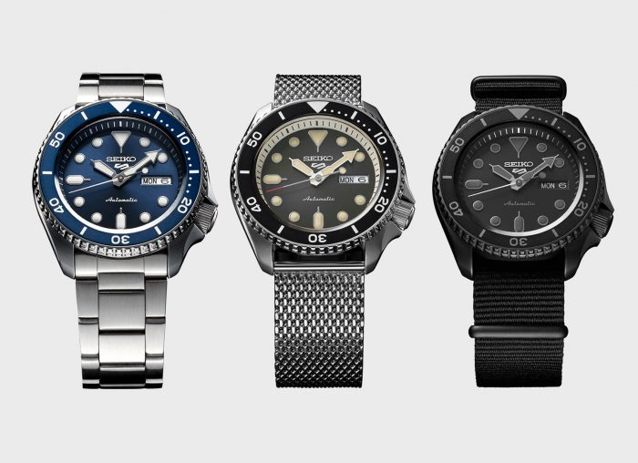 Seiko 5 Sports Collection