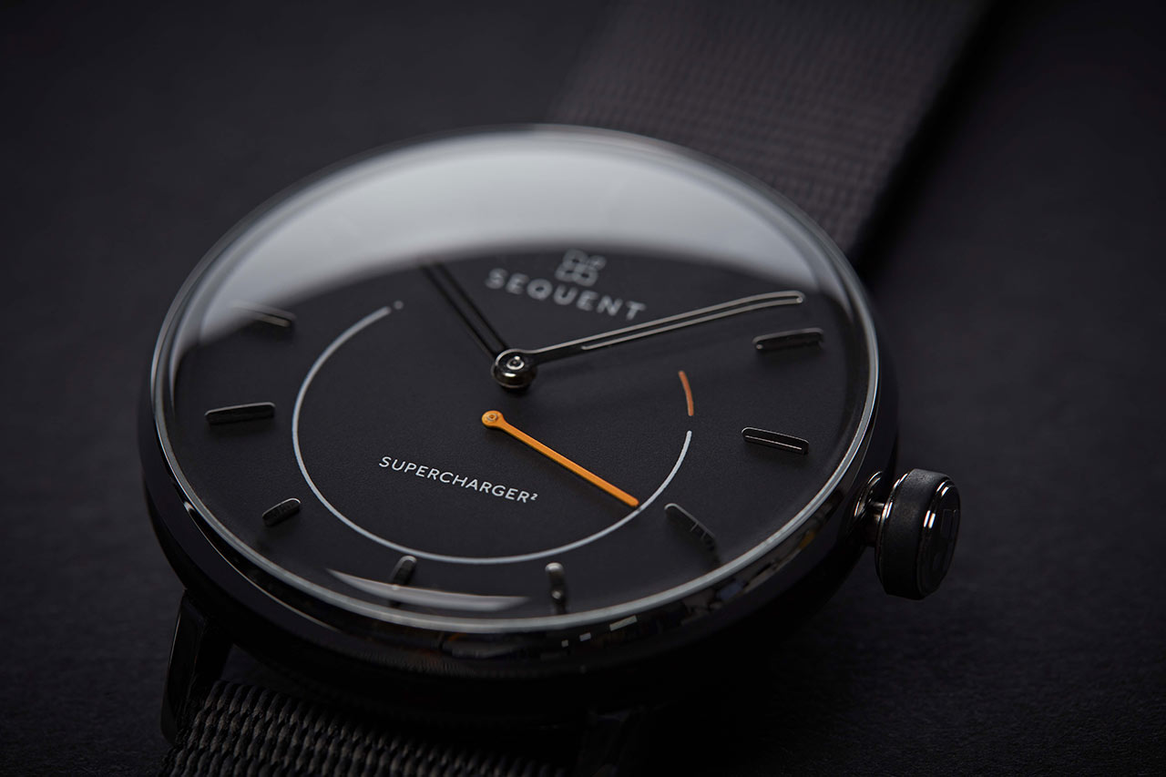 Sequent SuperCharger2 Smartwatch