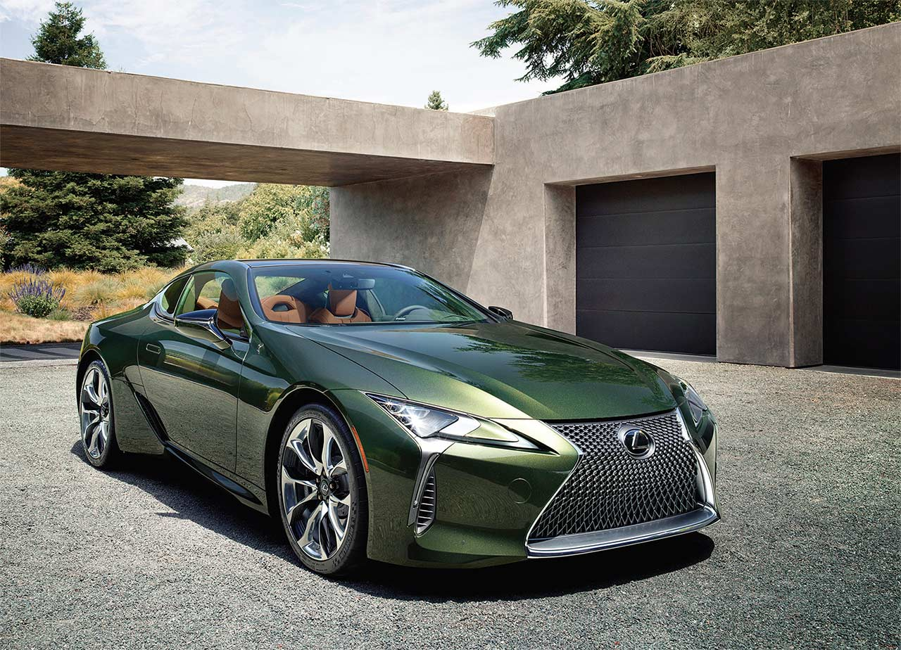 Lexus LC Coupe Limited Edition