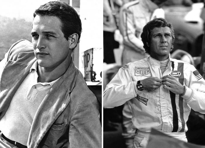 Paul Newman Vs Steve McQueen