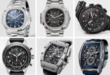 The Watches of the Premier League's Managers