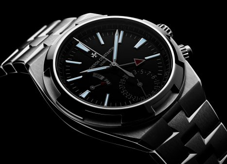 Vacheron Constantin Overseas Dual Time Black
