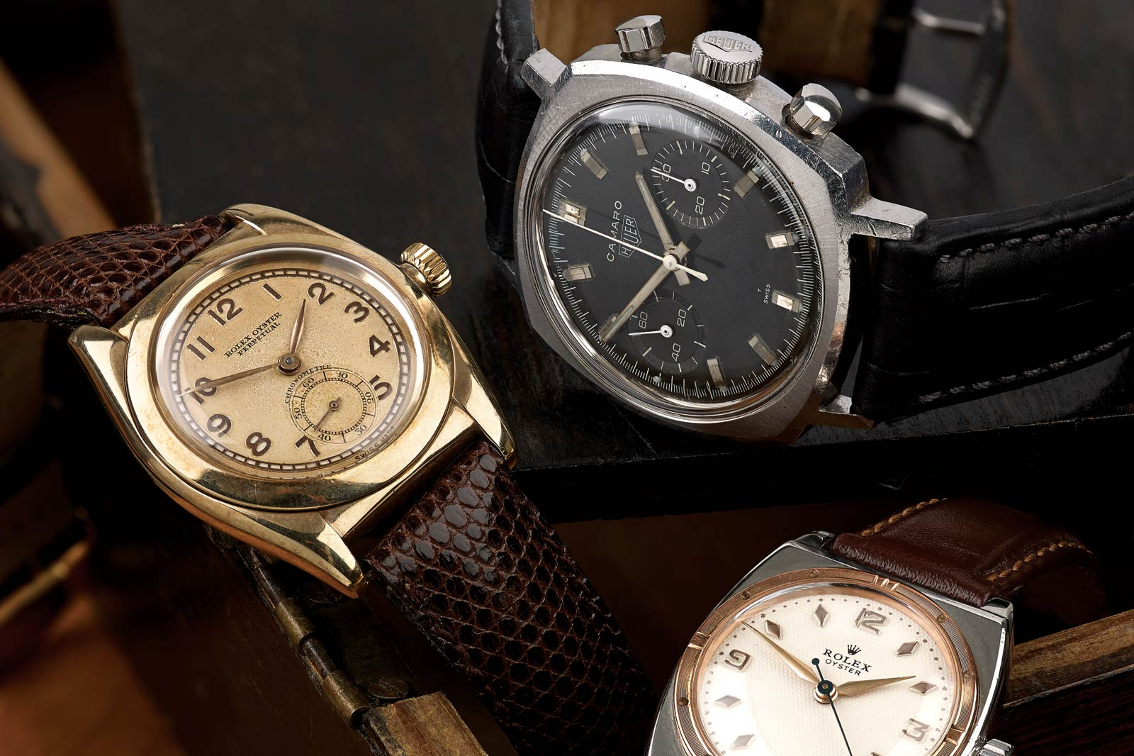 Three Affordable Vintage Omega Watches from the '70s