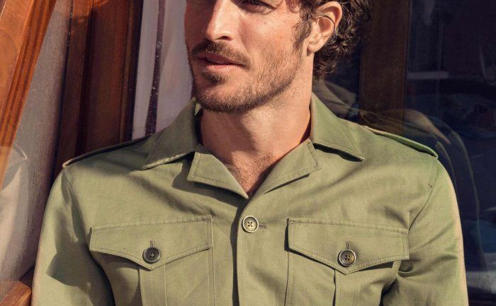 Orlebar Brown Bond Safari Jacket