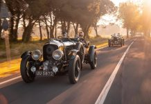 Bentley Blower Recreation