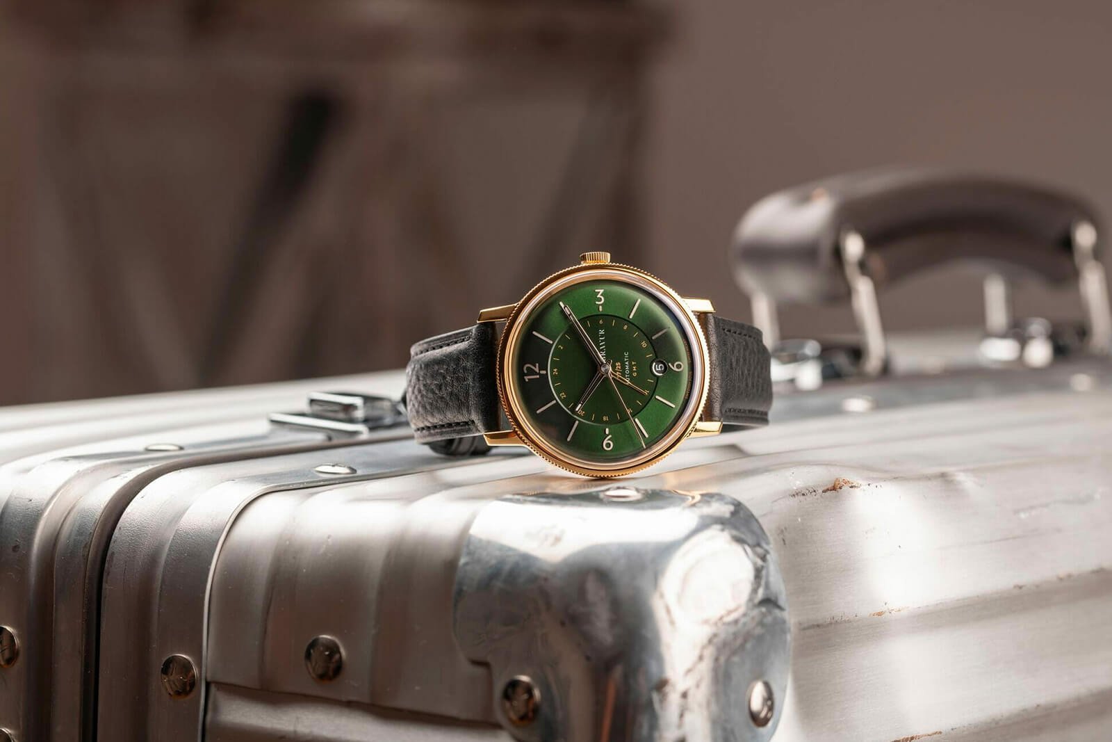 Bravur Geography GMT Limited Edition