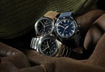 Christopher Ward Inaugural Military Watch Collection