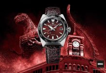 Grand Seiko Godzilla 65th Anniversary Limited Edition