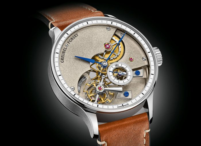 Greubel Forsey Hand Made 1 Watch