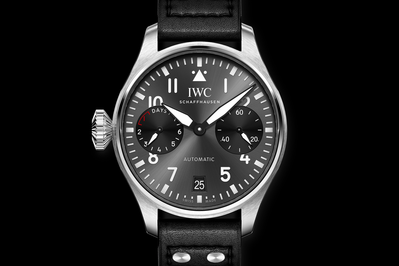 IWC Big Pilot's Right-Hander