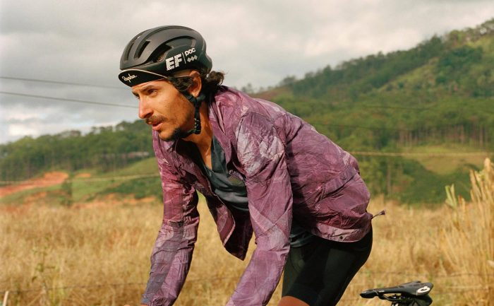 Rapha Outskirts Tie Die Wind Jacket