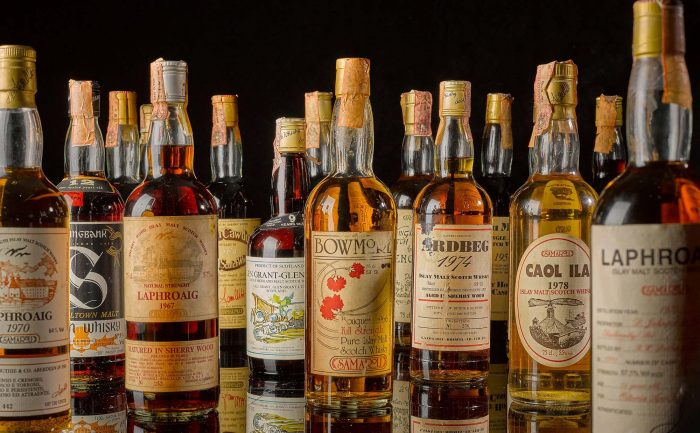 Sotheby's Ultimate Whisky Auction