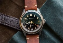 Bremont H-4 Hercules Spruce Goose Limited Edition Watch
