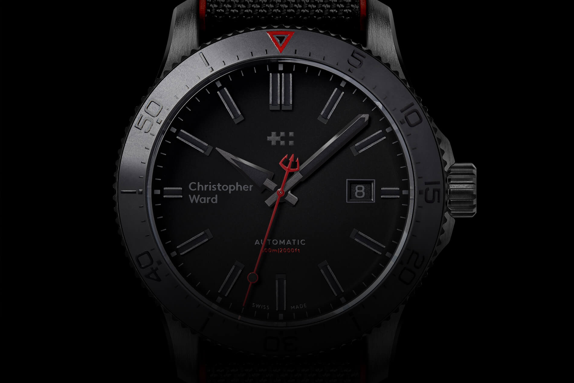 Christopher Ward C60 Abyss