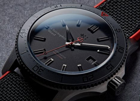 Christopher Ward C60 Abyss Watch