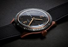 Christopher Ward C65 Black Gold