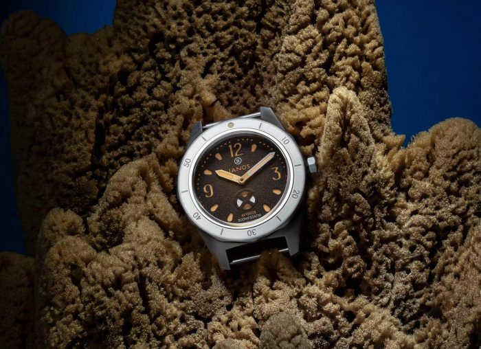 Ianos Avyssos Dive Watch