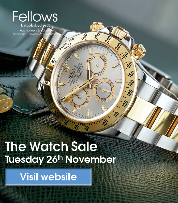 Fellows The Watch Sale - November