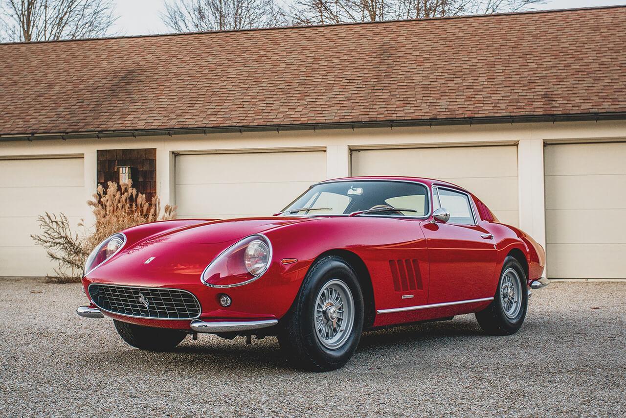 1965 Ferrari 275 GTB6C by Scaglietti